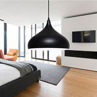 Kitchen Pendant Light Bedroom Lamp Bar Ceiling Lights Black Pendant Lighting