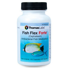 Fish Flex Forte 500 mg 100 ct Aquarium Treatment