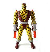 Shocker Vintage Spiderman Animated Series Action Figure Complete 1994 Toybiz 90s