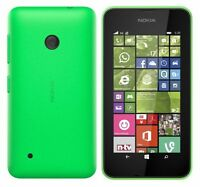 Nokia Lumia 530 Green Grün 4GB RM-1017 Single Sim Windows Phone Ohne Simlock NEU