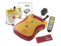 Defibtech Standalone Trainer AED Package DCF-a350T-EN