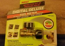 Digital Deluxe Gas Meter Reader