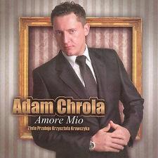 Adam Chrola - Amore mio: Przeboje Krzysztofa Krawczyka (CD) Disco Polo NEW