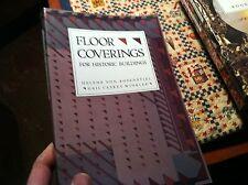13017 FLOOR COVERINGS FOR HISTORIC BUILDING ROSENSTIEL