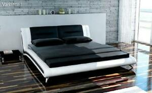 Bed Double Bed Leather Bed Design Beds Double Wedding Hotel New IN Stock
