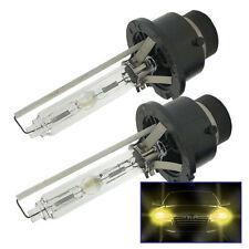 2x HID Xenon Headlight Bulb 3000k Yellow D2S Fits Ford AMD2SDB30FO