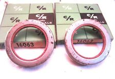 NORS 1957-58 PACKARD 1956-66 STUDEBAKER FRONT WHEEL SEALS 1539027