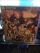 Lost Dimension (Sony PlayStation 3, 2015)