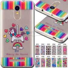 For Xiaomi Redmi Note 3 TPU Silicone Rubber Protective Soft Cover Case Back Skin