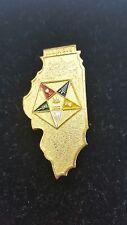 Eastern Star Vintage Illinois Pin