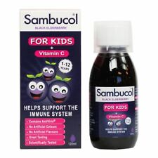Sambucol Black Elderberry Liquid Extract for Kids 120ml