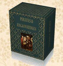 102 RARE PIRATE CRIME BOOKS ON DVD - Highwayman Buccaneers Criminals Pirates L3