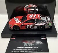 """2020 1/24 #41 Cole Custer """" Haas Automation"""" Mustang - Elite - 1 of 106 SD Ship"""