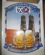 German Imported Beer Advirtising