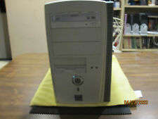 Rebuilt Custom Computer with Windows 8.1 with White Case.