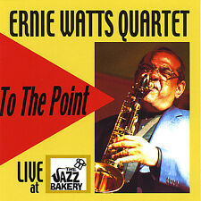 Ernie Watts - To the Point [New CD]