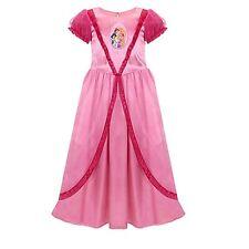 4~PRINCESS~RaPuNzEl+JaSmInE+AuRoRa+BeLLe~NIGHT GOWN~Pink~2/3~NWT~Disney Store