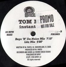 TOM MIX - Instant Love - Soundcheck