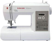 SINGER Nähmaschine Brilliance 6180 80 Nähprogramme C?