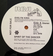 Evelyn King Spirit Of The Dancer 12 Inch Vinyl Record 1981 PROMO