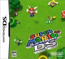 Used Nintendo DS Super Mario 64 DS Japan Import (Free Shipping)
