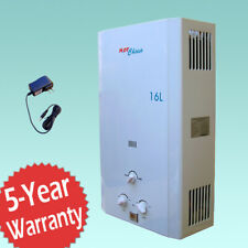 NEW NATURAL GAS  TANKLESS WATER HEATER  4.3GPM - HOT CHOICE™