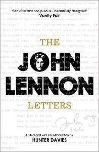 The John Lennon Letters NEW Paperback Edited and intro by H. Davies FREE POSTAGE