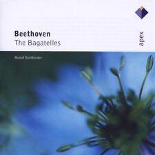 Rudolf Buchbinder - Beethoven: The Bagatelles [CD]