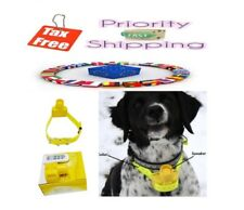 New Waterproof Dog sounds Beeper collar Training Hunting with Remote Controle