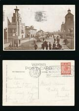 GB EXHIBITION POSTMARK 1929 PUC NEWCASTLE ON TYNE EMPIRE VALENTINES CARD PPC