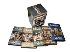 Combat - The Complete Series (DVD, 2013, 40-Disc Set)