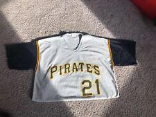 Roberto Clemente 21 Pittsburgh Pirates Jersey XL MLB Brand New