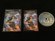 Disney's Treasure Planet  - Sony Playstation 2 PS2 - Complete In Box
