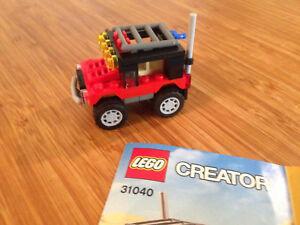 Lego Creator Set 31040 Desert Racers (2016).