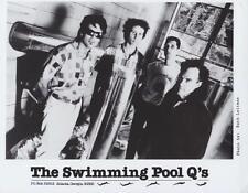 The Swimming Pool Q's- Promotional Music Memorabilia