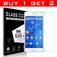 Premium Tempered Glass Screen Protector Guard for SONY XPERIA Z3