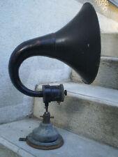 ancien haut parleur poste galène poste tsf poste a lampe