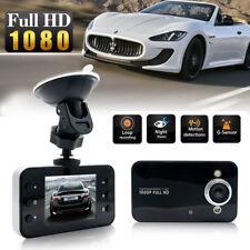 "K6000 2.7"" Car Dash Cam DVR 1080P HD Vehicle Safety Video Recorder Night Vision"