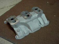 NOS Offy Offenhauser Buick 401 425 nailhead tri power 3 duece stromberg intake