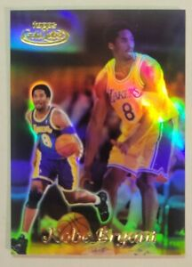 1999 Topps Gold Label Kobe Bryant Class 1 Refractor Card #22