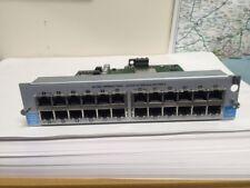 HP PROCURVE 24p Gig-T MODULE - J8768A