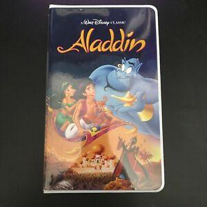 Disney Aladdin VHS Notebook New