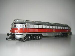 Mabar H0 - Locomotora artesanal diesel Talgo Serie 3000 (353)