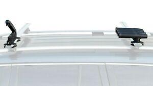 Low Profile Fishing Rod Roof Rack Transportation System by GearRAK