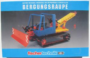 Fischertechnik 30430 - BERGUNGSRAUPE  - Alpine Rescue - NEU&OVP in Folie - New