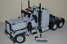 NEW LEGO TECHNIC GRAY 8285 CUSTOM TRUCK w/ Power Functions 8882/8883/8884/8885