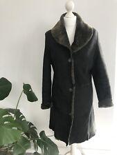 Next 🦊 Sheepskin Coat Size 8