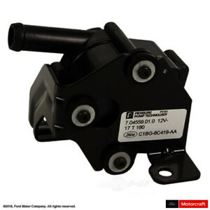 Motorcraft Engine Water Pump PW543 2013-2018 Ford C-MAX 2013-2018 Ford Fusion