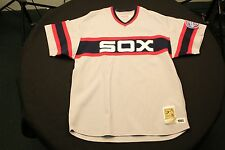 Mitchell & Ness #41 1985 CC 75 years Comiskey Park Sox Jersey