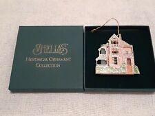 Shelia's Historical Ornament Collection- Drayton House Or003 Charleston Sc